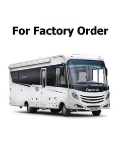New 2018 Concorde Credo 841M Iveco Daily A-Class Motorhome For Factory Order