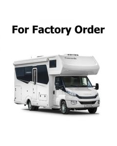 New 2018 Concorde Cruiser 894L/LR Iveco Eurocargo Coachbuilt Motorhome For Factory Order