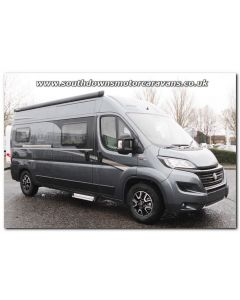 2018 Knaus Boxstar Lifetime 600 ME Platinum Fiat 150 Automatic Camper Van N101053