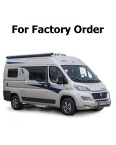 New 2018 Knaus Boxstar Lifetime 2Be 600 Camper Van For Factory Order