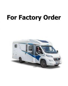 2018 Knaus Live Wave 650 MX Motorhome For Factory Order