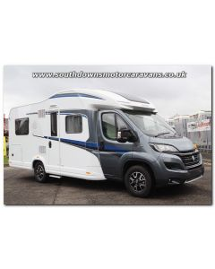 2018 Knaus Sky Wave 650MF Fiat Ducato 150 Automaatic Low-Profile Motorhome N100999
