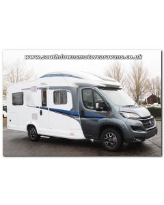 2018 Knaus Sky Wave 650MF Fiat Ducato 150 Automatic Low-Profile Motorhome N101000
