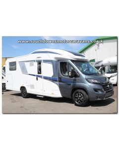 2018 Knaus Sky Wave 700MEG Fiat Ducato 150 Automatic Low-Profile Motorhome N101001 Just Arrived
