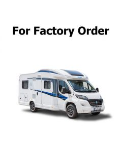 2018 Knaus Sky Wave 650 MEG Fiat Ducato Low-Profile Motorhome For Factory Order