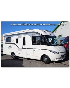 New 2018 Laika Ecovip 712 'Dolce Vita' Special Edition Fiat 2.3L 150 Automatic A-Class Motorhome N100955
