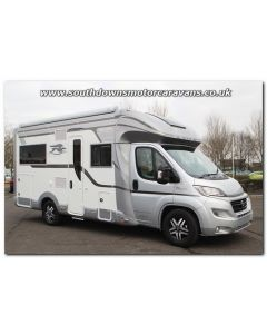 New 2018 Laika Kreos 3008 'Dolce Vita' Special Edition Fiat 2.3L 150 Automatic Low-Profile Motorhome N101038