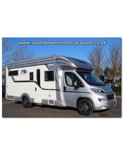 New 2018 Laika Kreos 4009 'Dolce Vita' Special Edition Fiat 2.3L 150 Automatic Low-Profile Motorhome N101039