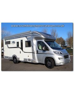 New 2018 Laika Kreos 4009 'Dolce Vita' Special Edition Fiat 2.3L 150 Automatic Low-Profile Motorhome N101040