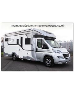 New 2018 Laika Kreos 4009 'Dolce Vita' Special Edition Fiat 2.3L 150 Automatic Low-Profile Motorhome N101041