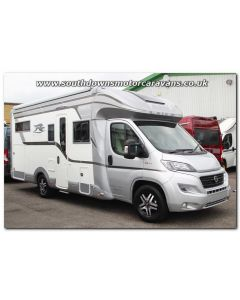 New 2018 Laika Kreos 4009 'Dolce Vita' Special Edition Fiat 2.3L 150 Automatic Low-Profile Motorhome N101042 SOLD