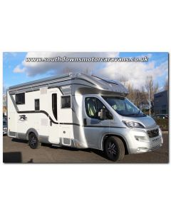 New 2018 Laika Kreos 4012 'Dolce Vita' Special Edition Fiat 2.3L 150 Automatic Low-Profile Motorhome N101044