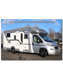 New 2018 Laika Kreos 4012 'Dolce Vita' Special Edition Fiat 2.3L 150 Automatic Low-Profile Motorhome N101045