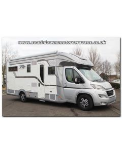 New 2018 Laika Kreos 5009 'Dolce Vita' Special Edition Fiat 2.3L 150 Automatic Low-Profile Motorhome N101046 Just Arrived