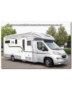New 2018 Laika Kreos 5009 'Dolce Vita' Special Edition Fiat 2.3L 150 Automatic Low-Profile Motorhome N101049 Just Arrived