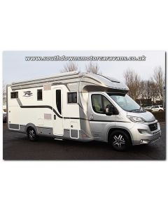 New 2018 Laika Kreos 5010 'Dolce Vita' Special Edition Fiat 2.3L 150 Automatic Low-Profile Motorhome N101050