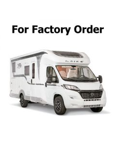 New 2018 Laika Kreos 3008 'Dolce Vita' Special Edition Fiat Ducato Low-Profile Motorhome For Factory Order