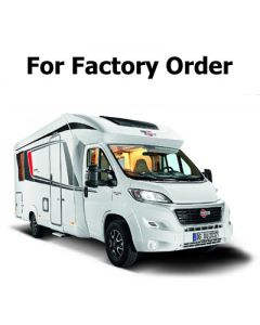 2018 Burstner Ixeo TL 734 Fiat Low-Profile Motorhome For Factory Order