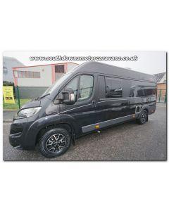 2018 Malibu 640 LE Fiat 150 Automatic Camper Van N101536