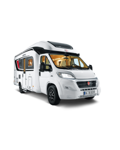 New 2019 Burstner Ixeo TL 680G Fiat 150 Automatic Low-Profile Motorhome N101434 Due May