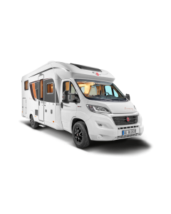 New 2019 Burstner Lyseo TD 590 Harmony Line Fiat 150 Automatic Low-Profile Motorhome N101393 Due May