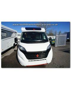 New 2019 Burstner Travel Van T620 Fiat 150 Automatic Low-Profile Motorhome N101426