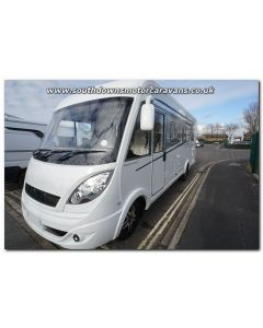 New 2019 Hymer B-Class CL 698 'Ambition' Fiat 150 Automatic A-Class Motorhome N101375 Just Arrived