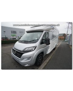 New 2019 Hymer T-Class CL 574 'Ambition' Fiat 150 Automatic Low-Profile Motorhome N101357 Just Arrived