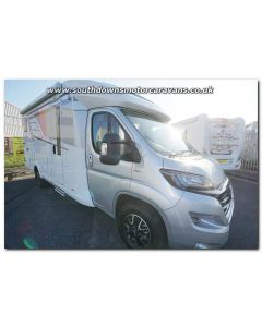 New 2019 Hymer T-Class SL 588 'Ambition' Fiat 150 Automatic Low-Profile Motorhome N101369