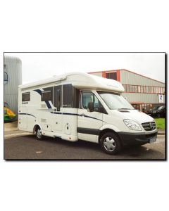 Used Concorde Credo T745L Automatic Low-Profile Motorhome U2039 Now Sold