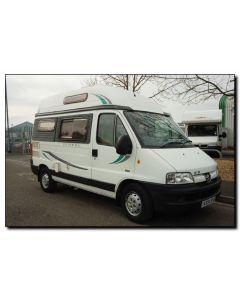 Used Autocruise Symbol Van Conversion Motorhome U2136 Now Sold