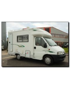 Used Autocruise Starlight Low-Profile Motorhome U2177 Now Sold