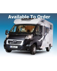 New 2014 Bailey Approach Compact 540 Van Conversion Motorhome