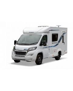 New 2019 Compass Avantgarde 155 Peugeot 130 Low-Profile Motorhome N101347 Just Arrived