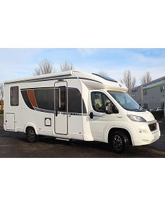 2018 Burtsner Lyseo Harmony Line TD 744 Fiat 2.3L 150 Automatic Low-Profile Motorhome N101109