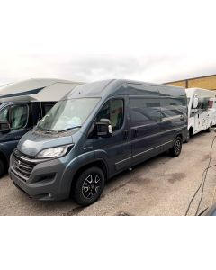 New Fiat Ducato 2.3L 150 Automatic Unconverted Panel Van N101531 Just Arrived