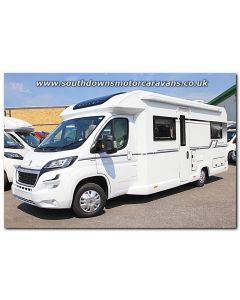 New 2017 Bailey Autograph 75-2 Peugeot Boxer 2.0L 160 Low-Profile Motorhome N100947