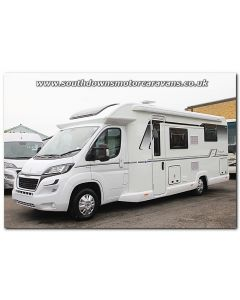 New 2017 Bailey Autograph 79-4 Peugeot Boxer 2.0L 160 Low-Profile Motorhome N100922