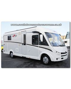 New 2017 Carthago C-Tourer I 144QB Fiat 150 Automatic A-Class Motorhome N100937 Factory Ordered