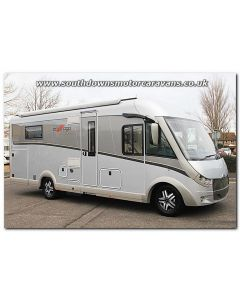 New 2017 Carthago Chic C-Line I 5.0 `Superior' Fiat 2.3L 180 Automatic A-Class Motorhome N100854