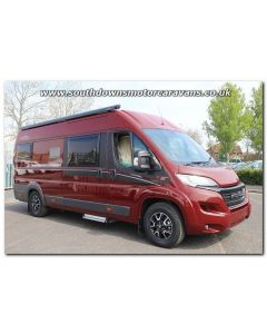 New 2017 Carthago Malibu 640 Fiat 2.3L 150 Automatic Van Conversion Motorhome N100840
