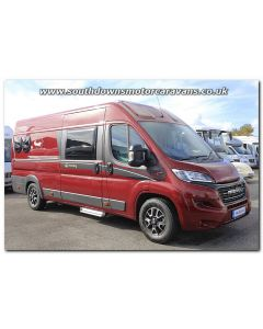 New 2017 Carthago Malibu 640 Charming Fiat 2.3L 150 Automatic Van Conversion Motorhome N100903