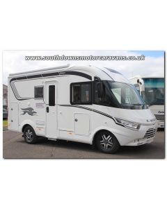 New 2017 Laika Ecovip 600 'Dolce Vita' Special Edition Fiat 2.3L 150 Automatic A-Class Motorhome N100912 *Sold*