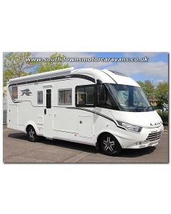 New 2017 Laika Ecovip 709 'Dolce Vita' Special Edition Fiat 2.3L 150 Automatic A-Class Motorhome N100764