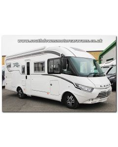 New 2017 Laika Ecovip 710 'Dolce Vita' Special Edition Fiat 2.3L 150 Automatic A-Class Motorhome N100874