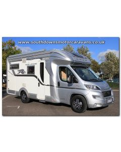 New 2017 Laika Kreos 3009S 'Dolce Vita' Special Edition Fiat 2.3L 150 Automatic Low-Profile Motorhome N100753