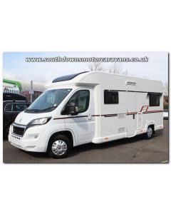 New 2018 Bailey Advance 70-6 Peugeot Boxer 2.0L 130 Low-Profile Motorhome N101313 Sold