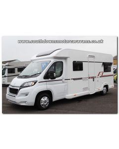 New 2018 Bailey Advance 70-6 Peugeot Boxer 2.0L 130 Low-Profile Motorhome N101314