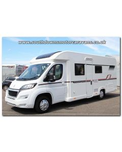 New 2018 Bailey Advance 74-4 Peugeot Boxer 2.0L 130 Low-Profile Motorhome N101315 Just Arrived