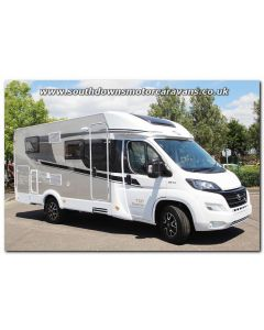 New 2018 Carado T337 Emotion Fiat 2.3L 150 Automatic Low-Profile Motorhome N101331